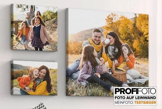 GRATIS! Foto Leinwand 30x20cm mit 2cm Rahmenstärke zzgl. einmalig 6,90€ Versand