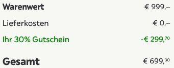 Bosch HBD431FH60 Backofenset für 699,30€ (statt 865€)