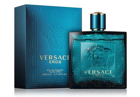Versace Eros 100ml Eau de Toilette für Herren für 37,20€ (statt 48€)