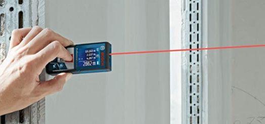 Bosch GLM 500 Professional Laser Entfernungsmesser für 70,99€ (statt 99€)