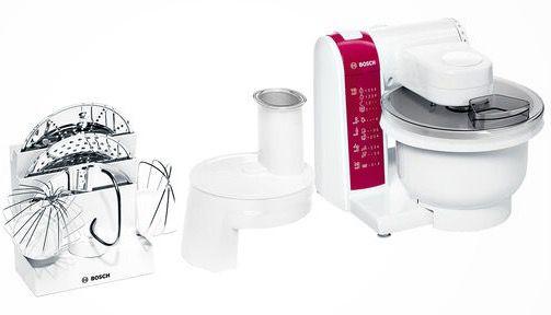 Bosch Küchenmaschine MUM4825 mit Zubehör für 79,99€ (statt 100€)