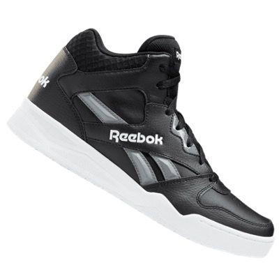 Reebok Schuh Royal BB4500 HI in Schwarz Weiß für 37,95€ (statt 70€)