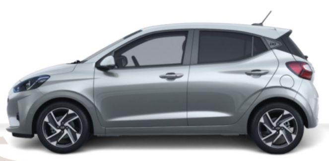 Hyundai i10 inkl. Sitz/Lenkradheizung + Apple Carplay + Ganzjahresreifen für 89€ mtl.   LF: 0.56