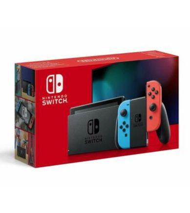 Nintendo Switch mit Joy-Cons für 299,86€ (statt 339€)