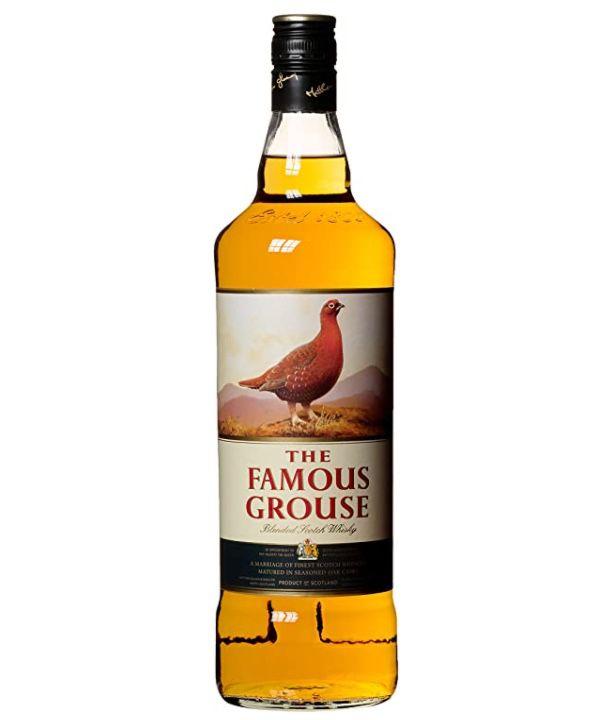 The Famous Grouse Blended Scotch Whisky (1 Liter) für 12,99€ (statt 22€)   Prime