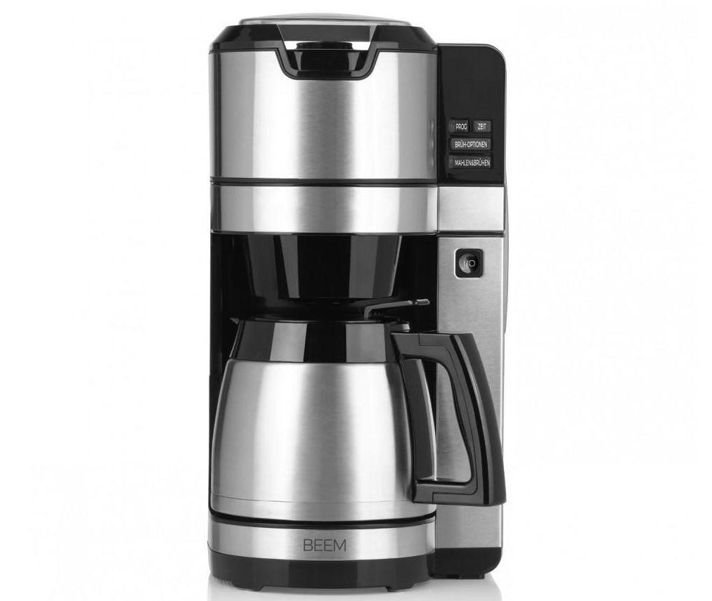 Beem Fresh-Aroma-Pure Kaffeemaschine mit Mahlwerk & Isolierkanne für 69,29€ (statt neu 120€) – B-Ware