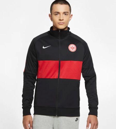 Nike Eintracht Frankfurt Fußball Track Jacket für 47,15€ (statt 85€)