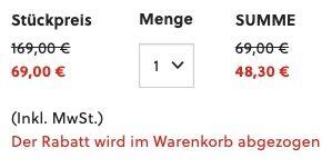 Fossil Set Herrenuhr Ledger + Armband für 48,30€ (statt 119€)