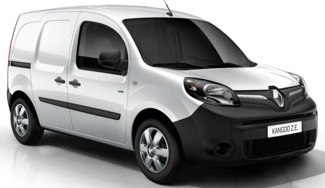 Gewerbe: Renault Kangoo Z.E. inkl. Batterie für rechnerisch 0€ mtl.   LF 0,0