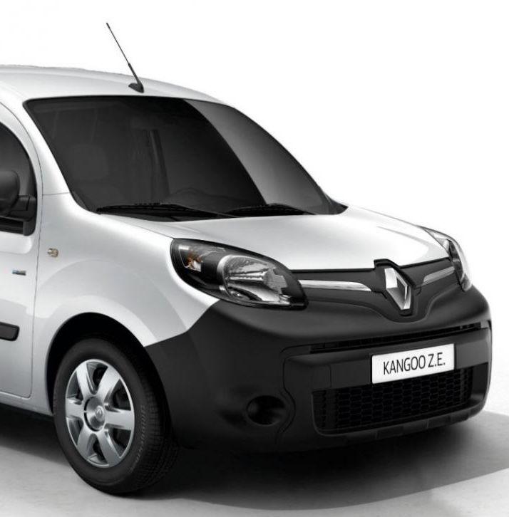 Gewerbe: Renault Kangoo Z.E. inkl. Batterie für rechnerisch 0€ mtl.