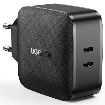 UGREEN USB-C Ladegerät 65W mit GaN Tech und 2 Ports für 32,99€ (statt 40€)