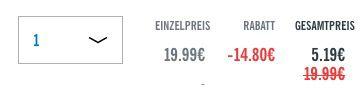 Lidl Sneaker aus der limitierten Lidl Fan Kollektion für 10,14€ (statt 25€)
