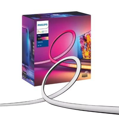 hilips Hue Play Gradient 65″ Lightstrip + HDMI-Box + Bridge für 363€ (statt 488€)