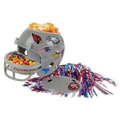 NFL Snackhelm Spülmaschinen- und Mikrowellengeeignet für 24,94€ (statt 80€)