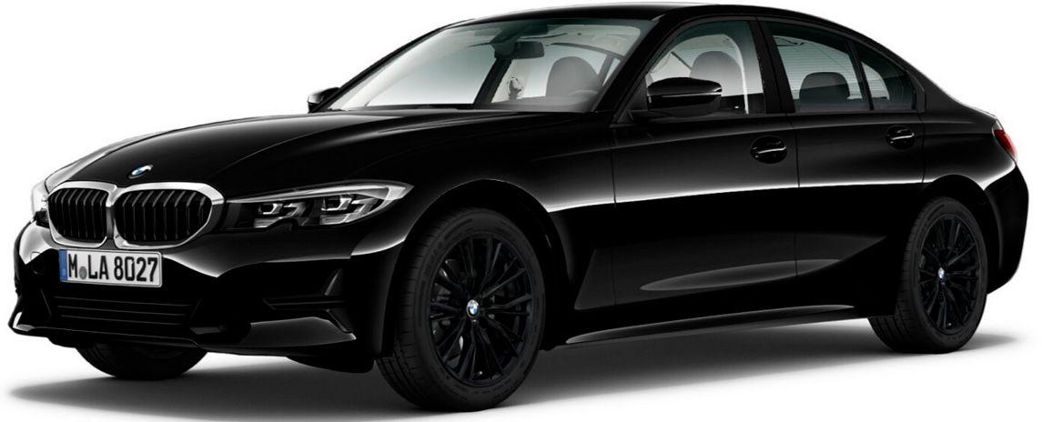 Privat: BMW 318i Limousine mit 156 PS für 234,39€   LF: 0.60