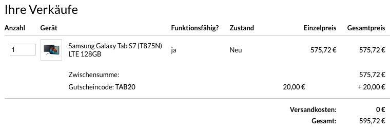 Dank Trick: o2 Allnet Flat mit 7GB LTE für 0,75€ mtl. via Hardware Direktankauf
