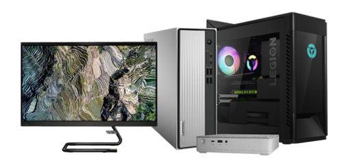 Mehrwertsteuer sparen auf Lenovo PCs + Monitore   z.B. IdeaCentre A340 für 375€ (statt 459€)