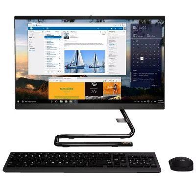 Mehrwertsteuer sparen auf Lenovo-PCs + Monitore – z.B. IdeaCentre A340 für 375€ (statt 459€)
