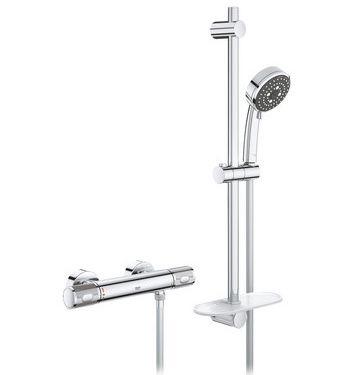 Grohe Precision Feel Duschsystem mit Wassersparfunktion für 138,90€ (statt 222€)