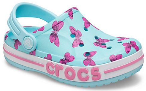 Crocs Bayaband Seasonal Printed Kids Clogs für 16,79€ (statt 24€)