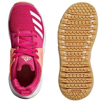 adidas FortaGym K für Kinder in Rose für 11,99€ (statt 25€)