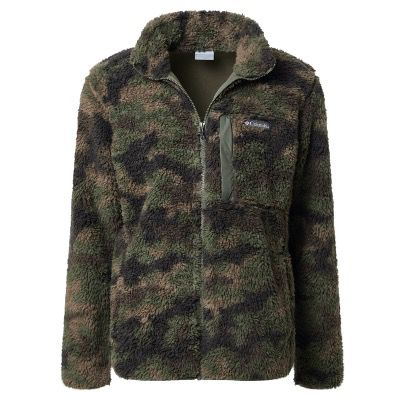 Columbia Winter Pass Print Fleecejacke mit Full Zip für 46,49€ (statt 59€)