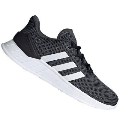 adidas Laufschuh Questar Flow NXT in Dunkelgrau-Weiß für 43,95€ (statt 50€)