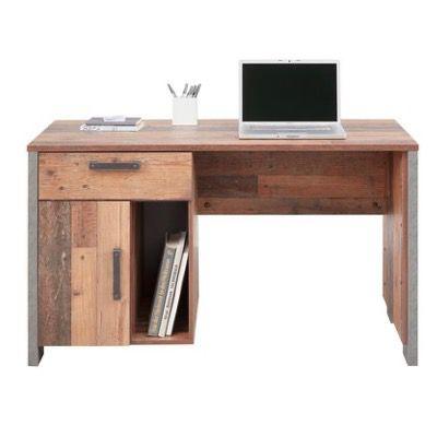 Premium Living Schreibtisch in Braun für 141,25€(statt 189€)
