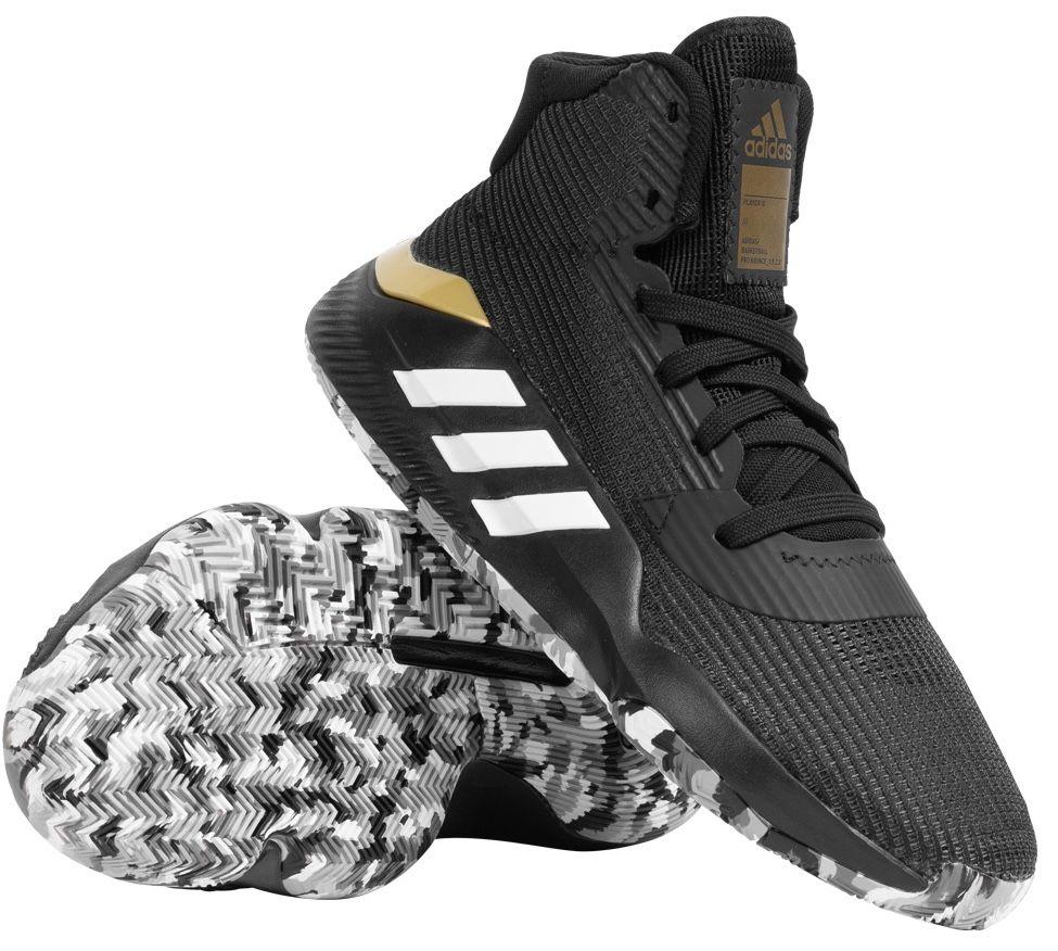 adidas Performance Pro Bounce Herren Basketballschuhe für 55,76€ (statt 74€)