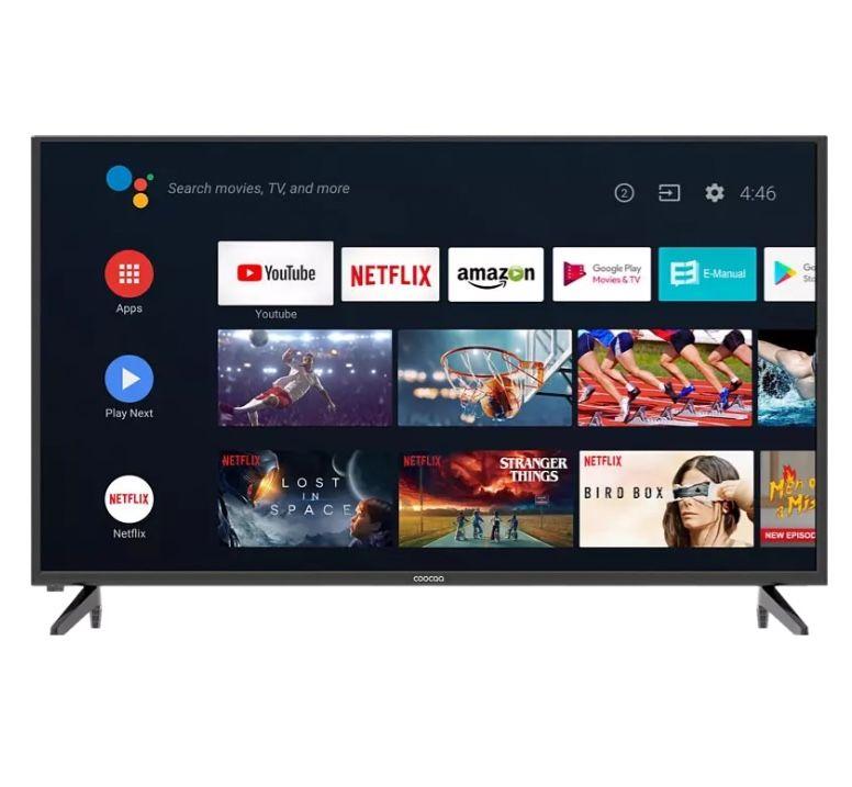 COOCAA 42S3G – 42 Zoll Full HD Android Fernseher für 183,53€ (statt 200€)