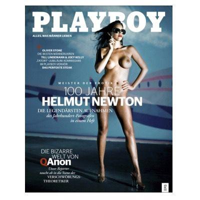 Playboy Jahresabo mit 13 Ausgaben direkt nur 7,20€ (statt 94€) – keine Prämie notwendig