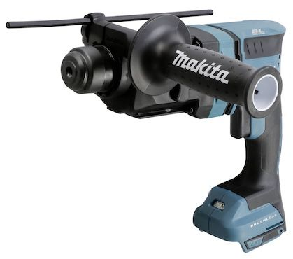 Makita DHR182ZJ Akku-Bohrhammer (ohne Akku/Ladegerät) für 159,25€ (statt 175€)