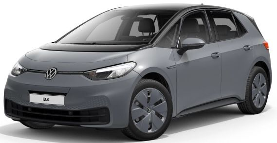 Privat: VW ID3 Pure Performance Elektro mit 350km Reichweite für 159€ mtl.   LF 0,54