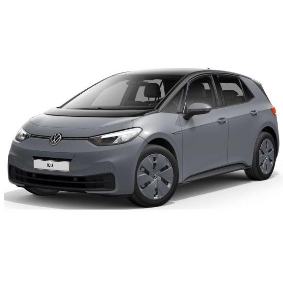 Gewerbe: VW ID3 Pure Performance Elektro mit 350km Reichweite für 99€ mtl. netto