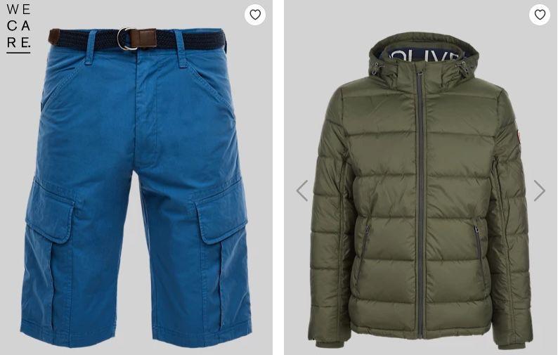 s.Oliver Sale mit 25% Extra Rabatt   z.B. Puffer Jacket mit Kapuze für 51,98€ (statt 102€)
