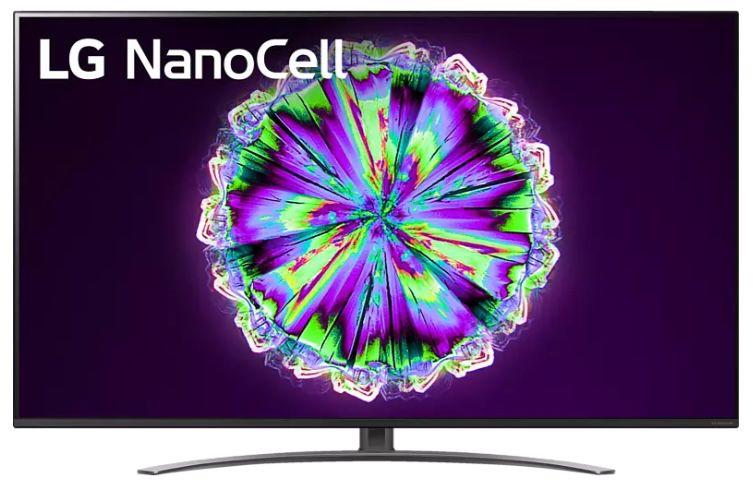 LG 65NANO816NA   65 Zoll NanoCell UHD Fernseher für 795€ (statt 949€)
