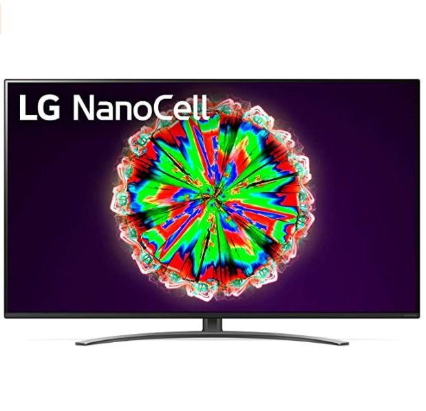 LG 65NANO816NA – 65 Zoll NanoCell UHD Fernseher für 889€ (statt 959€)