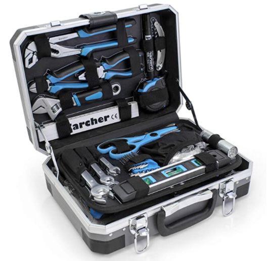 Karcher Werkzeugkoffer 114-teilig für 79,99€(statt 100€)