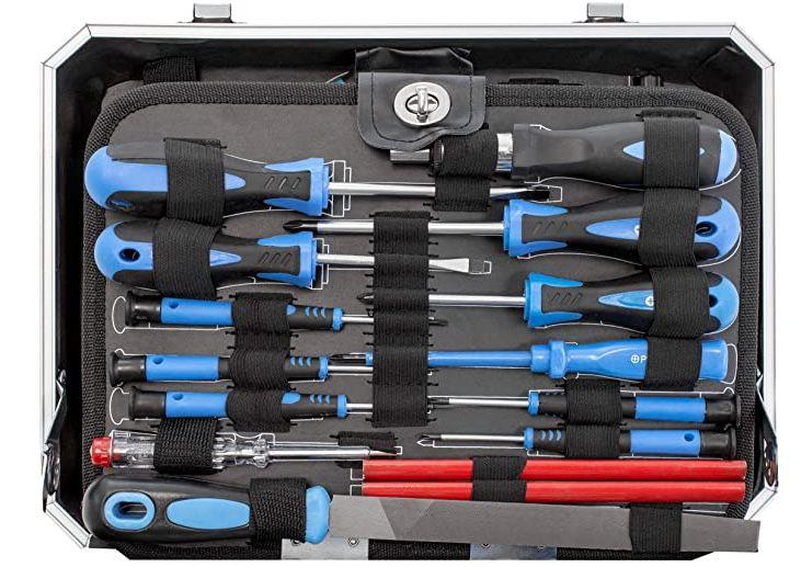 Karcher Werkzeugkoffer 114 teilig für 79,99€(statt 100€)