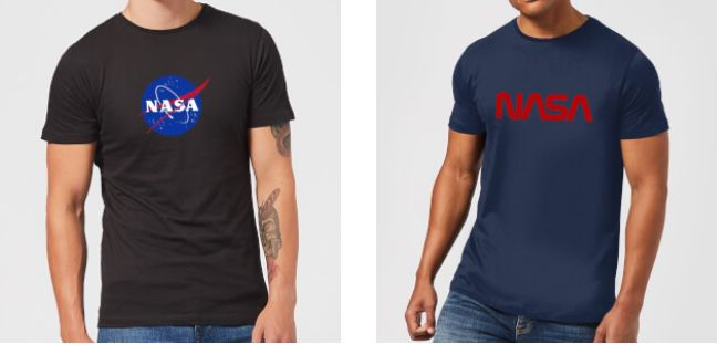 Nasa T Shirt + Tasse für 11,48€ (statt 22€)