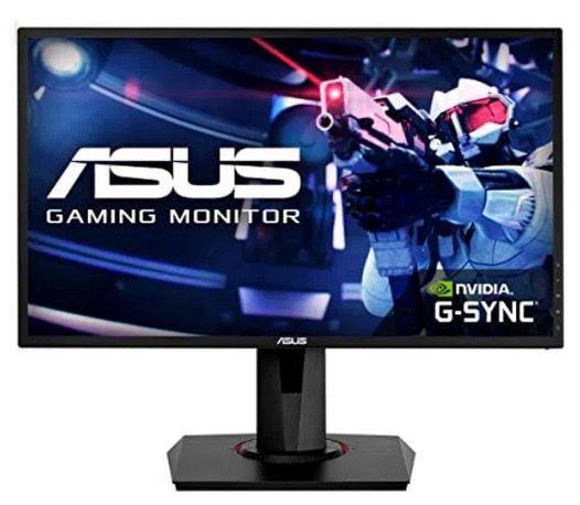 ASUS VG248QG 24 Zoll FullHD 0,5 msec. Gaming Monitor 165Hz für 179€ (statt 245€)