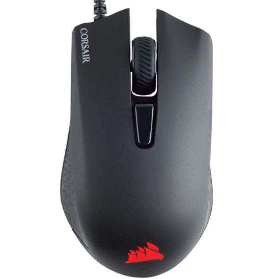Corsair Harpoon PRO RGB Maus mit 6 programmierbaren Tasten ab 12,99€(statt 31€)