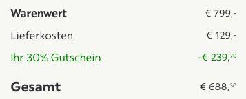 Smeg STL66335LDE Einbaugeschirrspüler mit Besteckschublade für 688,30€ (statt 987€)
