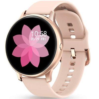 EIVOTOR Damen-Smartwatch mit Tracker, Pulsmesser IP68 für 27,74€ (statt 45€)
