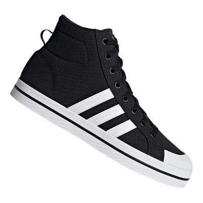 adidas Schuh Bravada Mid in Schwarz-Weiß für 42,95€ (statt 60€)