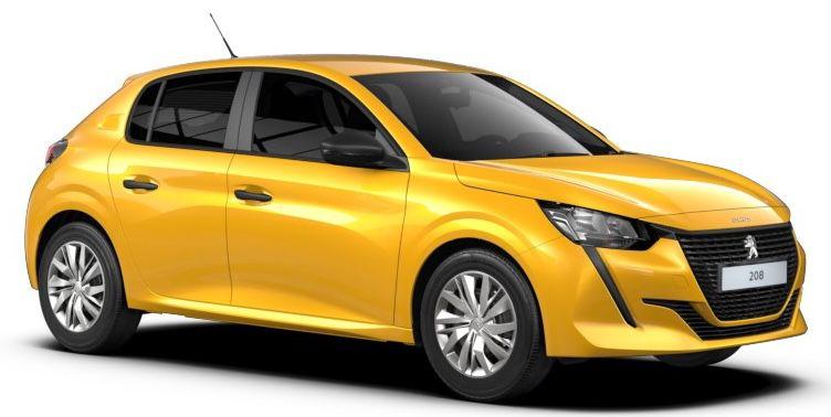Privat: Peugeot 208 Active Pack PureTech mit 75 PS für 94,99€ mtl.   LF: 0.54