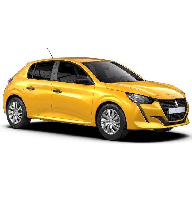 Privat: Peugeot 208 Active Pack PureTech mit 75 PS für 98€ mtl. – LF: 0.54