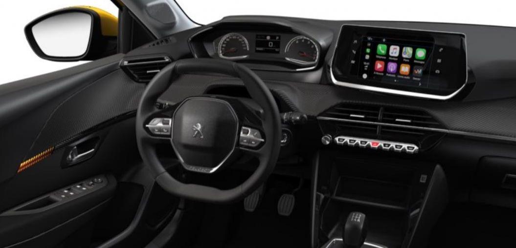 Privat: Peugeot 208 Active Pack PureTech mit 75 PS für 98€ mtl.   LF: 0.54
