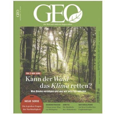 6 Ausgaben GEO Magazin für 54€ – Prämie: 50€ Bestchoice-Gutschein