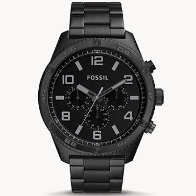 Fossil BQ2532 Brox Herren Multifunktions Uhr aus Edelstahl für 92,40€ (statt 132€)